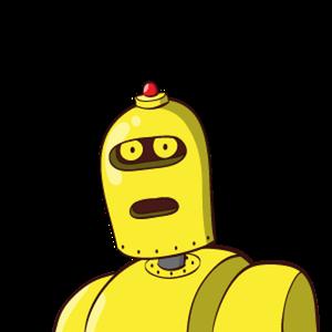 Robo hash image